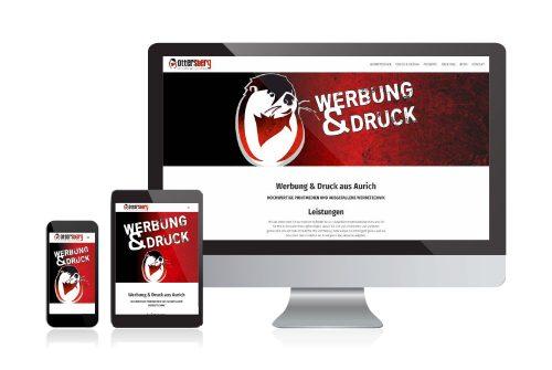 Neue Website ist online