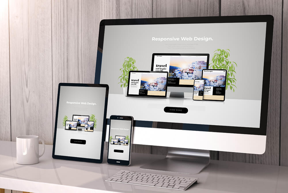Responsive Webdesign - Firmenwebsite - Vereinswebsite Aurich
